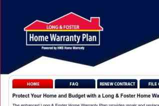 Long And Foster Home Warranty reviews and complaints