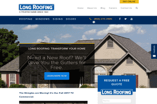 Long Roofing reviews and complaints