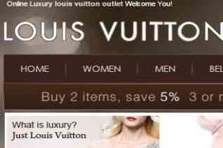 Louis Vuitton Outlet reviews and complaints
