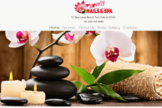 Lovely Nails And Spa Of Twin Falls reviews and complaints