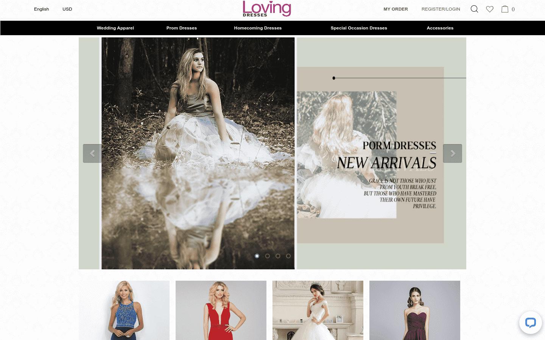 Lovingdresses reviews and complaints