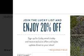 Lucky Brand reviews and complaints