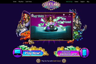 LuckyLand Slots reviews and complaints