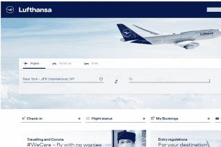 Lufthansa reviews and complaints