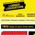 Lumber Liquidators reviews and complaints