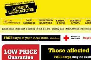 Lumber Liquidators reviews and complaints