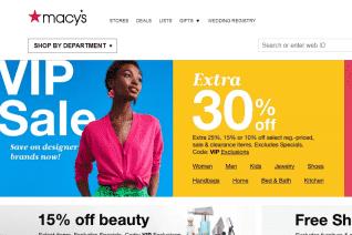 Macys reviews and complaints