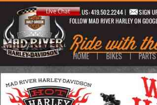 Mad River Harley Davidson reviews and complaints