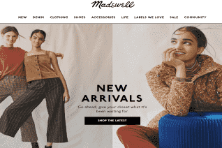 Madewell reviews and complaints