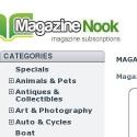 Magazine Nook