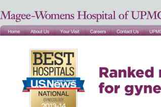 Magee Woman Hospital reviews and complaints