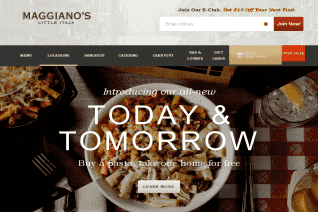 Maggianos reviews and complaints