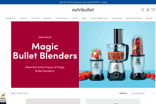 Magic Bullet reviews and complaints