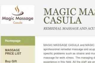 Magic Massage reviews and complaints