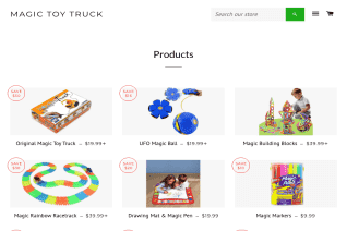 Magic Toy Truck reviews and complaints