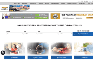 Maher Chevrolet reviews and complaints