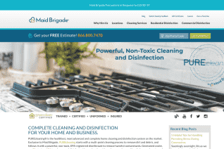 Maid Brigade reviews and complaints