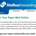 MailBox Forwarding reviews and complaints