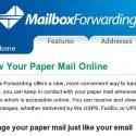 MailBox Forwarding