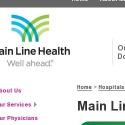 Main Line Health Center