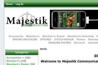 Majestik Communications reviews and complaints
