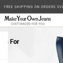 Make Your Own Jeans