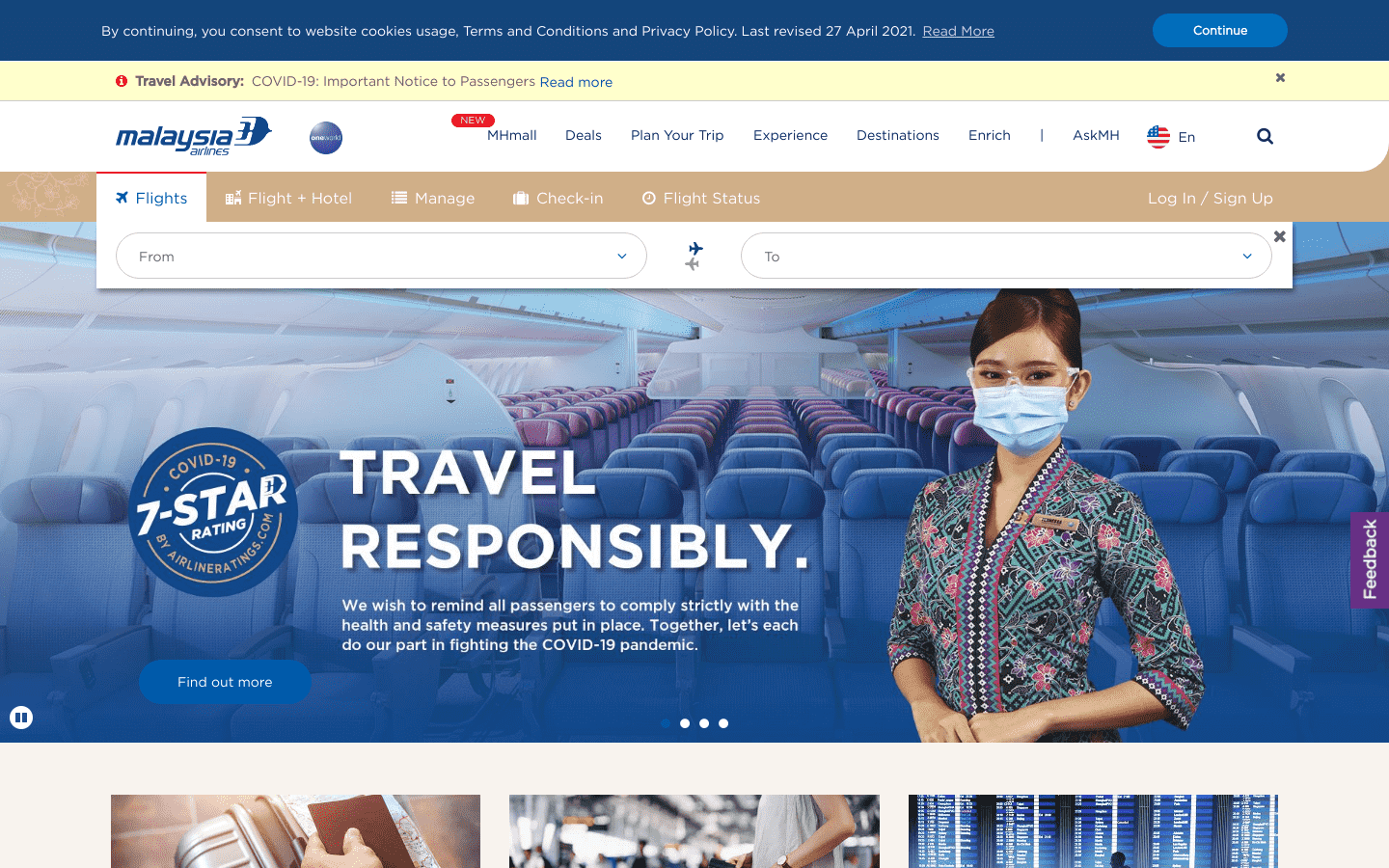 Malaysia Airlines reviews and complaints