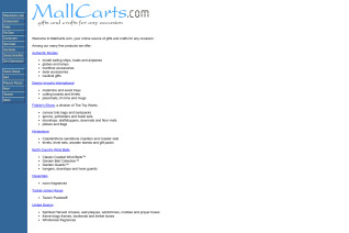 Mallcarts reviews and complaints