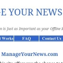 Manage Your News reviews and complaints