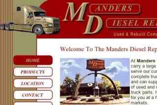 Manders Diesel Repairs reviews and complaints