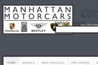 Manhattan Motorcars reviews and complaints