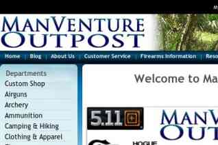 ManVenture Outpost reviews and complaints