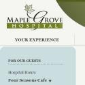 Maple Grove Hospital Cafe
