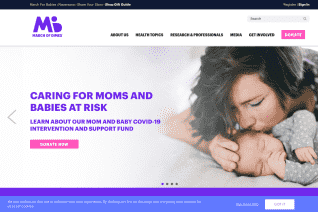 March of Dimes reviews and complaints