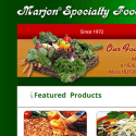 Marjon Specialty Foods reviews and complaints