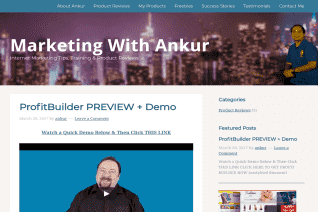 Marketing With Ankur reviews and complaints