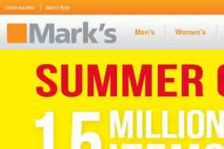 Marks Work Wearhouse reviews and complaints