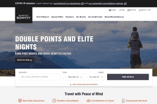 Marriott International reviews and complaints