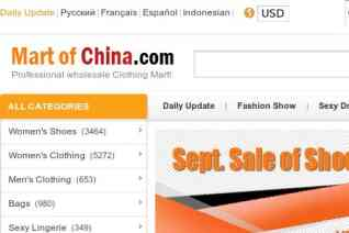 Mart Of China reviews and complaints
