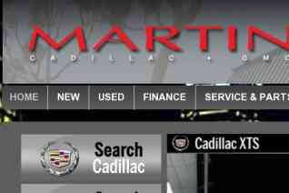 Martin Cadillac reviews and complaints