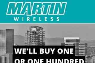 Martin Wireless reviews and complaints