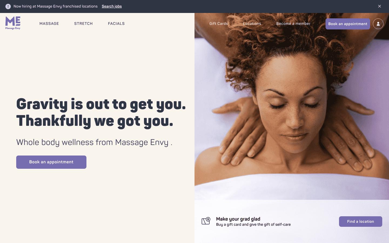Massage Envy reviews and complaints