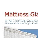 Mattress Giant reviews and complaints