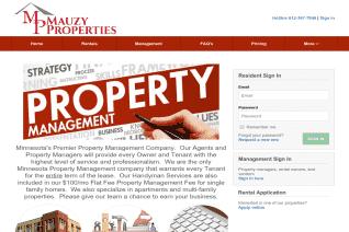 Mauzy Properties reviews and complaints