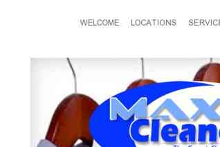 Max Cleaners reviews and complaints