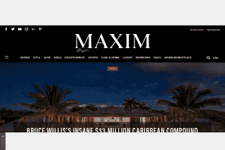 Maxim Magazine reviews and complaints