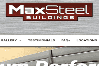 MaxSteel Buildings reviews and complaints