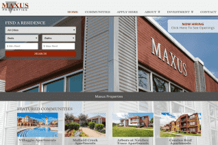 Maxus Properties reviews and complaints