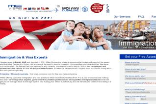 Mc Visas reviews and complaints