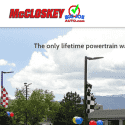 McCloskey Motors